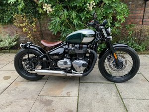 Picture of 2017 Triumph Bobber 1200, £££ Of Extras, Stunning