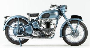 Picture of 1951 Triumph 649cc 6T Thunderbird