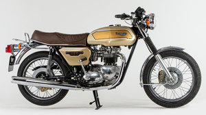 Picture of 1979 Triumph 744cc T140E Bonneville