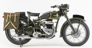 Triumph 500cc TRW