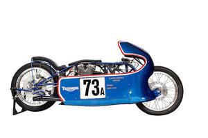 Picture of 1969 Triumph 750cc Trident Drag Bike