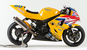 Picture of 2003 Triumph ValMoto 599cc Supersport Racing Motorcycle