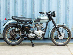Picture of 1955 Triumph 499cc Trophy For Sale by Auction