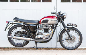 Picture of 1968 Triumph 649cc T120 Bonneville For Sale by Auction