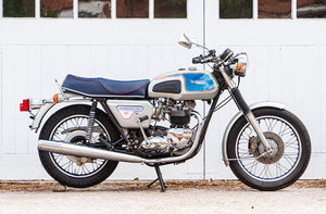 Picture of 1977 Triumph 744cc T140V Silver Jubilee Bonneville For Sale by Auction
