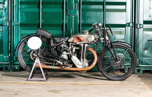 Picture of 1927 Triumph 498cc Racing Motorcycle For Sale by Auction