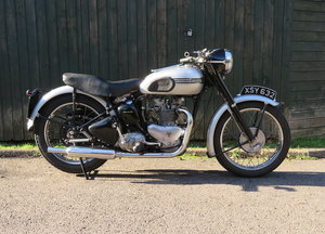 Picture of 1950 Triumph 498cc Tiger 100 For Sale by Auction