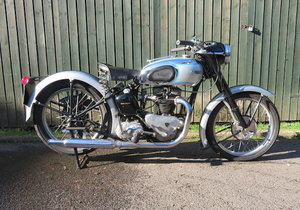 Picture of 1949 Triumph 498cc Tiger 100 For Sale by Auction
