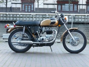 Picture of 1971 Triumph 649cc T120 Bonneville For Sale by Auction