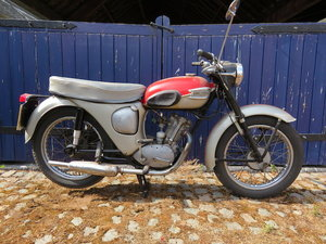 Picture of 1962 Triumph 200cc Tiger Cub For Sale by Auction