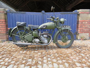 Picture of 1943 Triumph 343cc 3HW Military Motorcycle For Sale by Auction