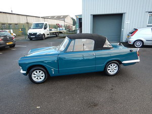 Picture of 1970 TRIUMPH VITESSE MkII Convertible 2 Litre with Overdrive ~ SOLD