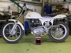 Picture of 1966 Triumph Metisse 500 Scrambler For Sale by Auction