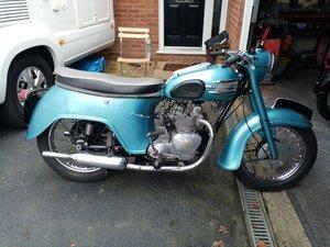 Triumph 350cc T21