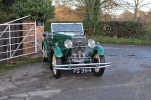 Picture of 1932 Triumph Southern Cross Tourer, One of eight remaining For Sale