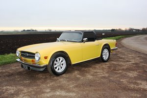 Picture of 1972 TR6 ORIGINAL 150 BHP CAR WITH OVERDRIVE. SOLD