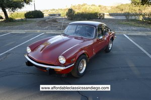 Picture of 1971 Triumph GT6 SOLD