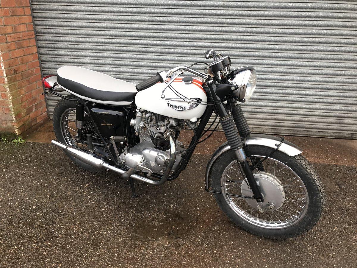 Picture of 1966 Triumph Bonneville For Sale