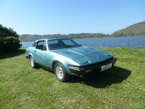 Picture of 1981 TR7  late model, super condition For Sale