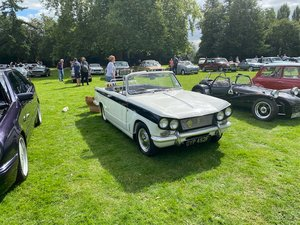 Picture of 1967 Vitesse mk1 2 litre factory convertible with overdrive