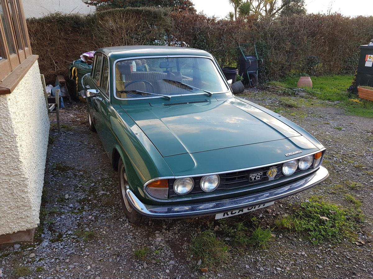 1976 Triumph 2500 TC For Sale (picture 1 of 3)