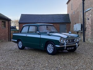 Picture of 1963 Triumph Vitesse 1600. Free U.K Delivery SOLD