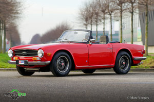 Picture of 1969 Very good Triumph TR6 PI with Overdrive (LHD) For Sale