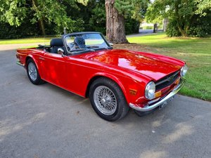 Picture of 1972 Triumph TR6 - now sold For Sale