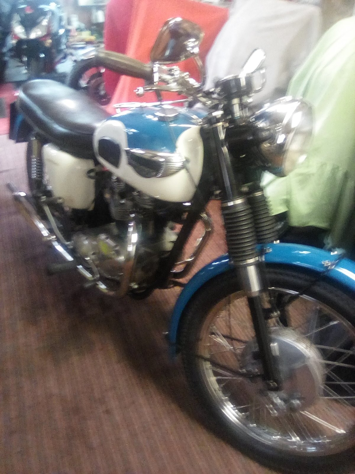 Picture of 1967 Triumph Trophy For Sale