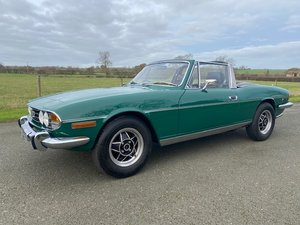 Picture of 1972 Triumph Stag 3.0 V8 MK II Manual Overdrive For Sale
