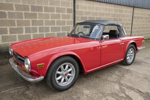 Picture of 1968 Triumph TR6 - full nut and bolt restoration For Sale