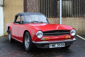 Picture of Triumph TR6 1975 - To be auctioned 26-03-21 For Sale by Auction