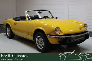 Picture of Triumph Spitfire 1500TC 1981 well maintained For Sale