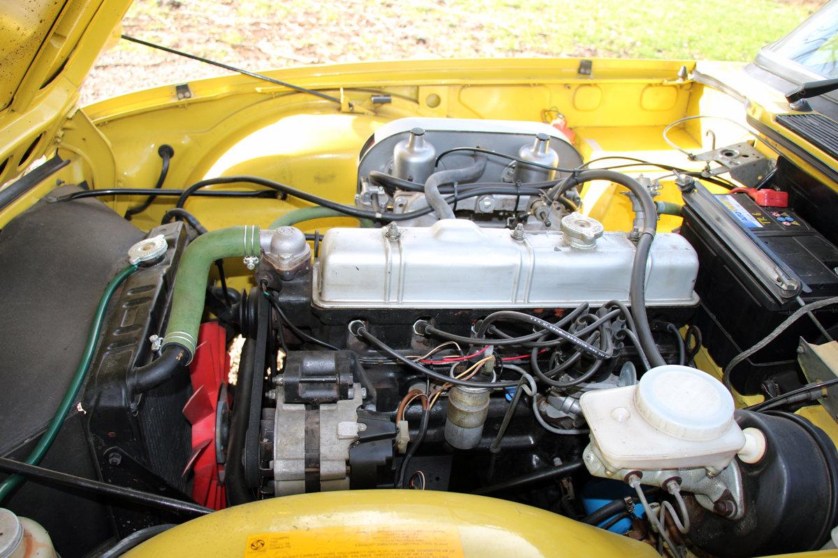 1975 Triumph TR6 in exceptional original condition For Sale (picture 3 of 6)