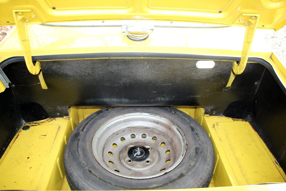 1975 Triumph TR6 in exceptional original condition For Sale (picture 6 of 6)