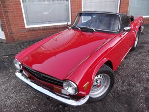 Picture of 1972 Triumph TR6 Roadster SOLD