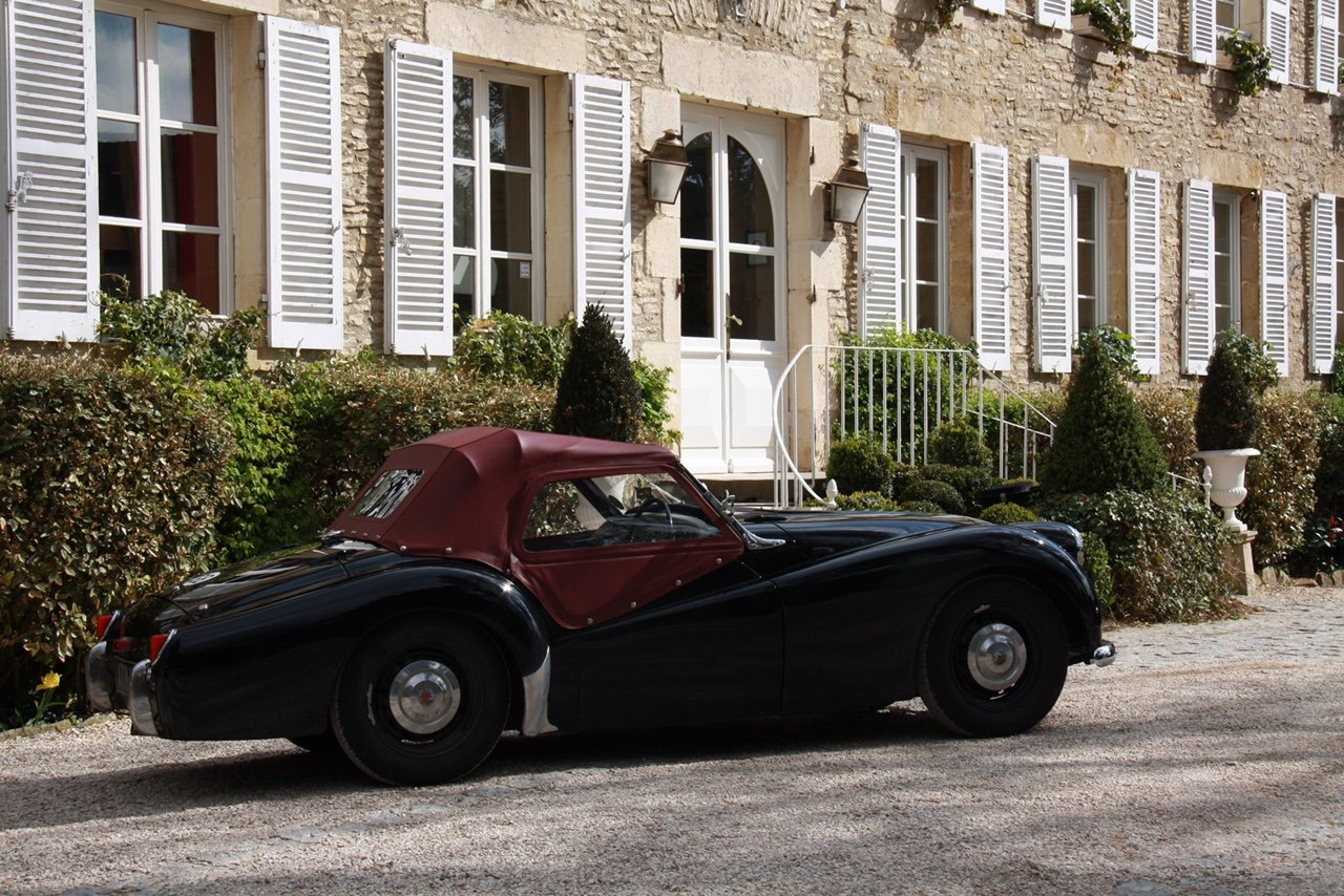 1953 Triumph tr2 sports rhd  For Sale (picture 6 of 6)