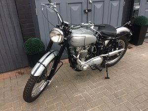 1951 TRIUMPH TROPHY TR5 Famous Rider/Owner For Sale (picture 12 of 12)