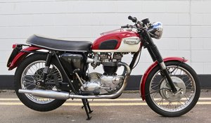 1967 Triumph T120 Bonneville 650cc - Original Uk Model