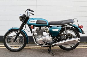 Picture of 1969  Triumph T150 MK1 750cc - Restored !