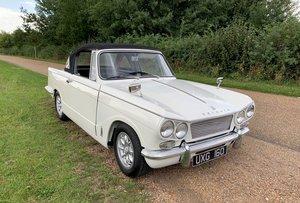 Picture of 1962 Triumph Vitesse 6  Mk1