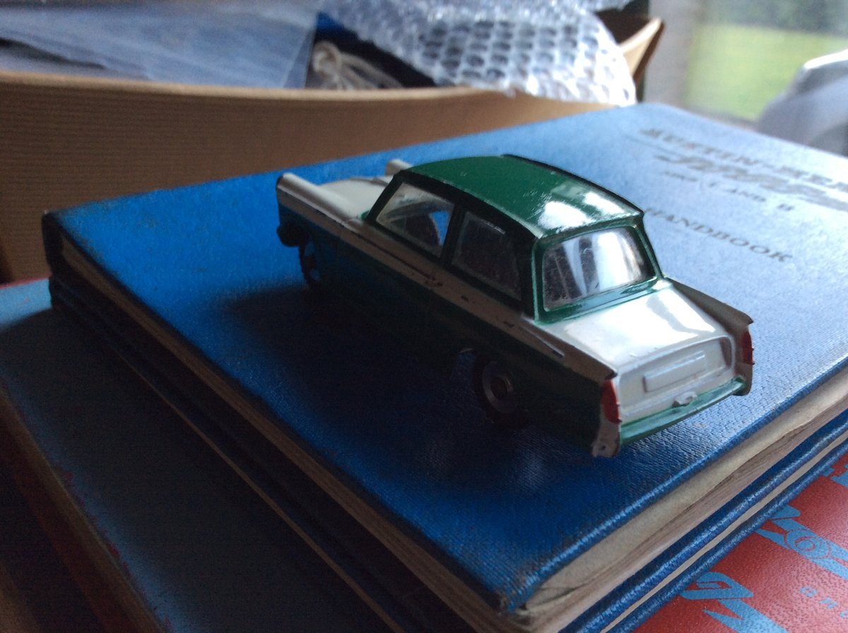 Triumph Herald Dinky model 189 For Sale (picture 6 of 6)