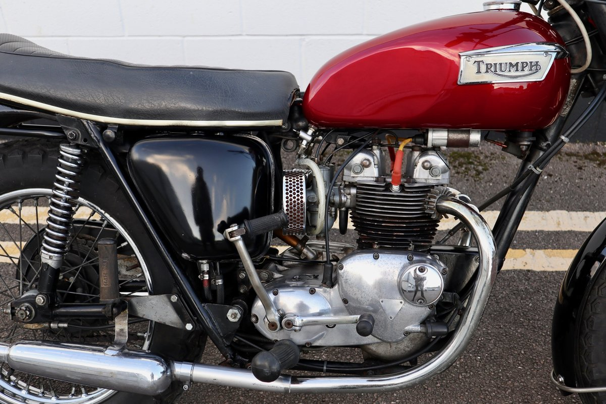 1972 Triumph T100R Daytona 500cc - Matching Numbers SOLD (picture 5 of 16)