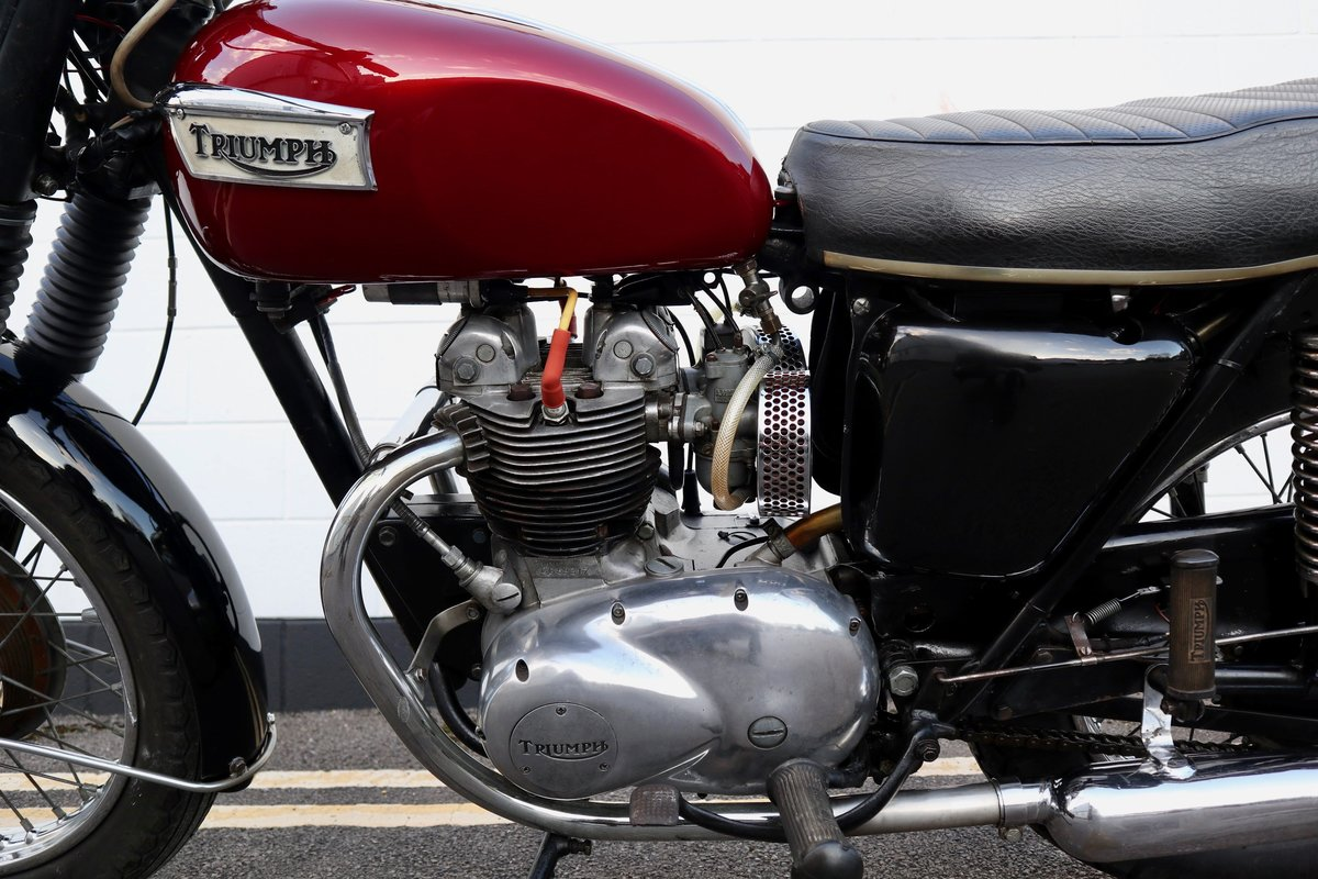 1972 Triumph T100R Daytona 500cc - Matching Numbers SOLD (picture 6 of 16)