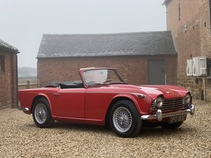 Picture of 1966 Triumph TR4A IRS O/D Original U.K Right Hand Drive SOLD