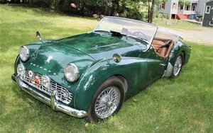 Picture of Triumph TR3A 1959  1991cc  4cyl. For Sale