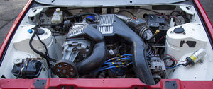 Picture of 1977 2.0 Supercharged Rover V8 & Tony Pond TR7/8 Shell For Sale