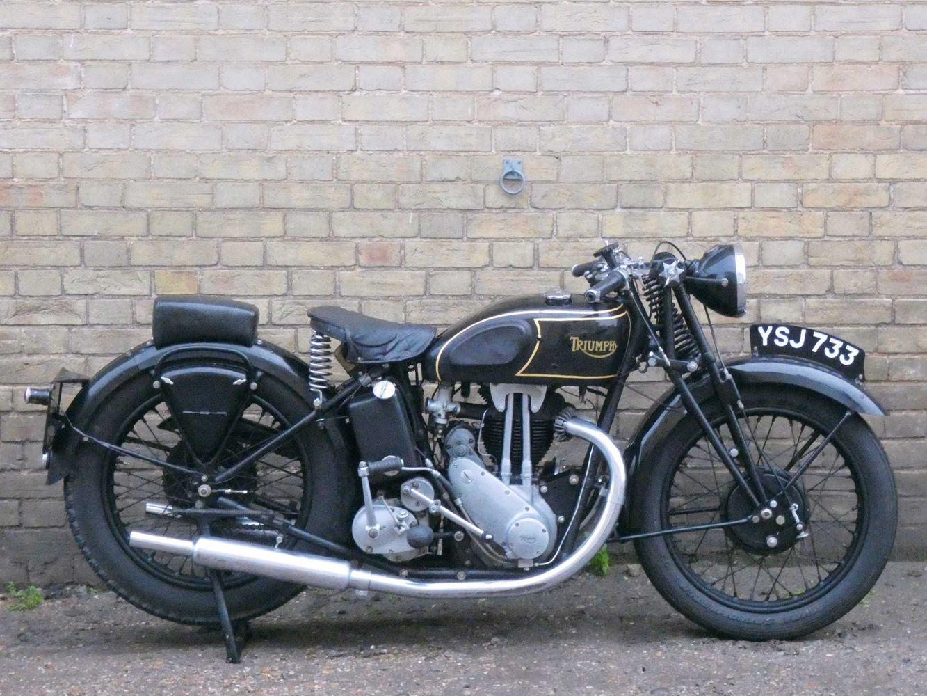 1935 Triumph Model 5/2 500cc For Sale (picture 1 of 6)