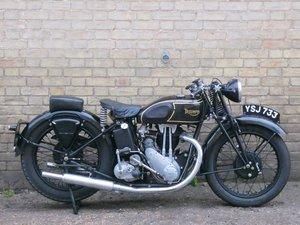 1935 Triumph Model 5/2 500cc