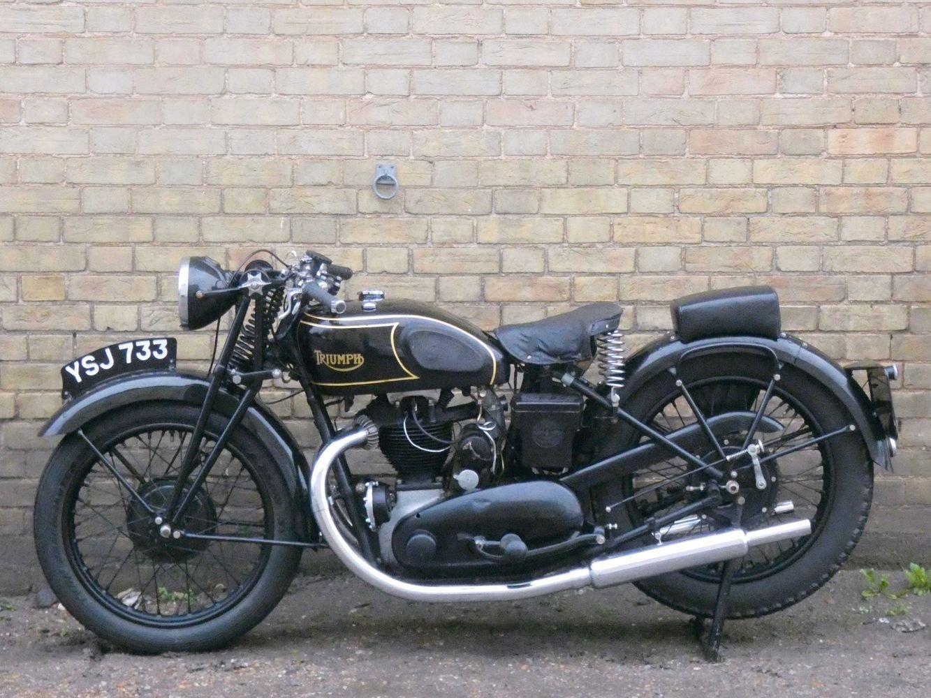 1935 Triumph Model 5/2 500cc For Sale (picture 2 of 6)